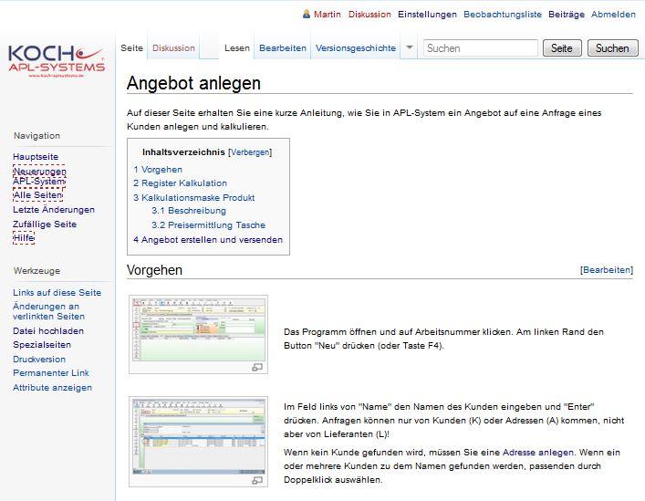 APL wiki