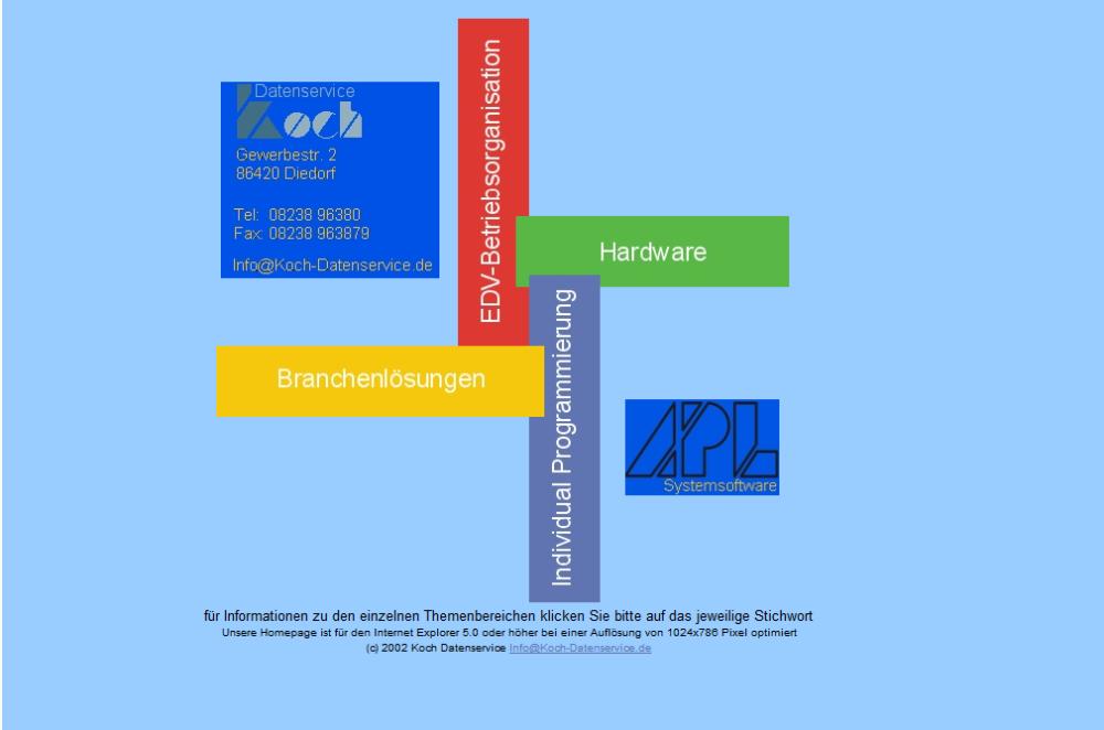 Webseite-2002